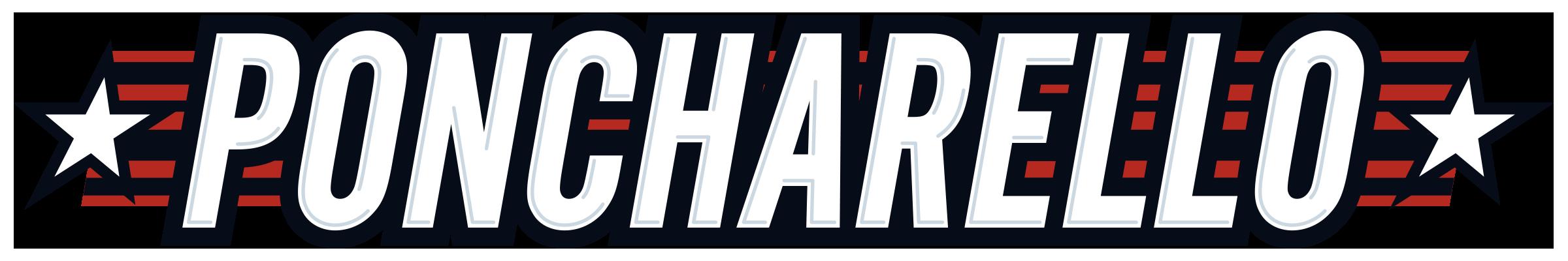 poncharello logo